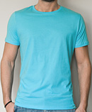 itself T-shirt | Turquoise Tee