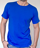 itself T-shirt | Royal Blue Tee