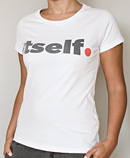 itself T-shirt |  Vintage itself