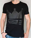 itself T-shirt | Royal Shit