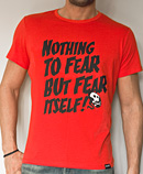 itself T-shirt |  Fear itself